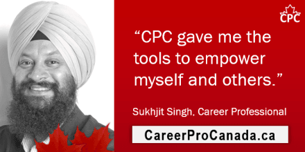 Training from CPC gives Canadian career professionals the tools to empower themselves and others.