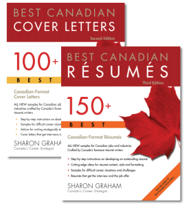 best canadian resumes series newest editions are