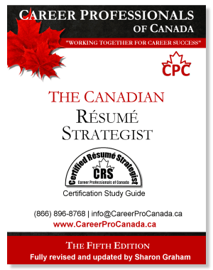 canadian resumes from the employer s perspective career