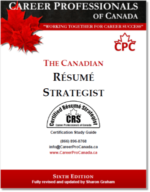 Canadian Resume Strategist PDF eGuide