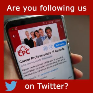 Are you following us on Twitter?