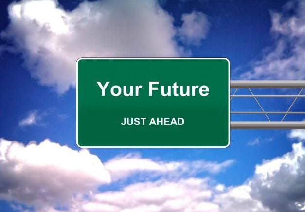 Your Future Just Ahead